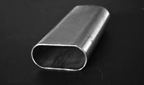 Image result for oval tube